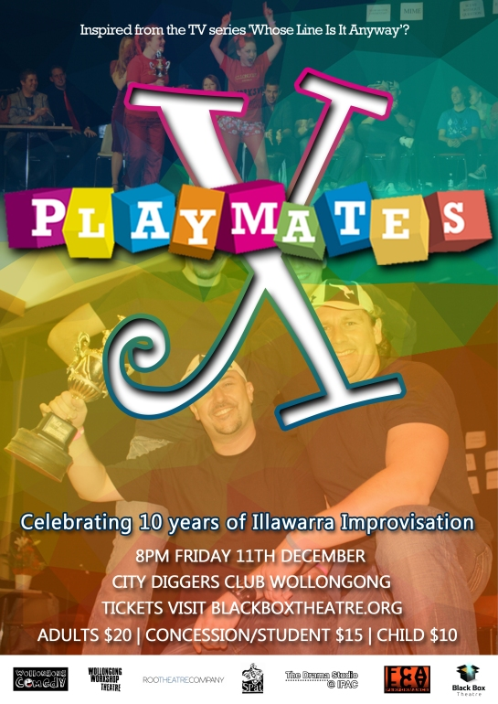 Playmates Poster final