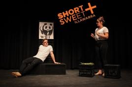 Threatened Panda Fights Back - Judges Choice Winner Week 1