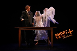 Oh No A Ghost - Judges & Peoples Choice Winner Week 2