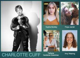 Team Charlotte Cuff 24Hr19